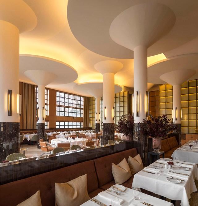 hotel_porto_vincci reestauarant