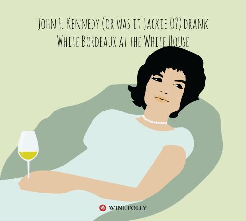 bordeaux blanc kennedy