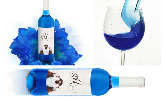 vin bleu gik live