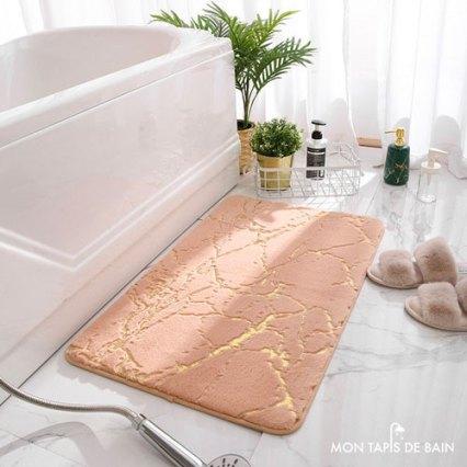 tapis-de-bain-design-et-original-caramel