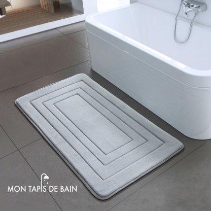 tapis-de-bain-en-mousse-antiderapant-gris