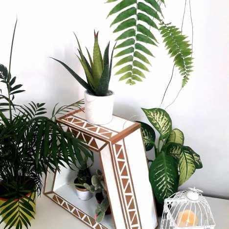 Comment fabriquer un meuble en carton?