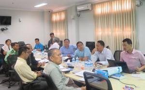 ကောံဓရီု ဂကောံ ချူ (TOR) ဂၠံၚ်စၞောန်ကေမၠာန် ပေါဲသဳကၠဳပရေၚ်ဍုၚ်ကွာန် အဆံၚ်ကောန်ဂကူ (Hla Maung Shwe)