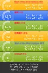 timecounter画面イメージ