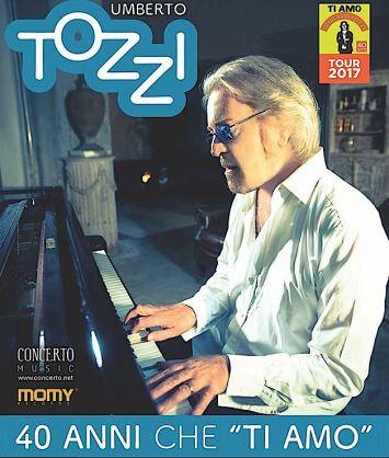 Umberto Tozzi in tour con 'Ti amo' la canzone che piace anche ai Grimaldi di Monaco