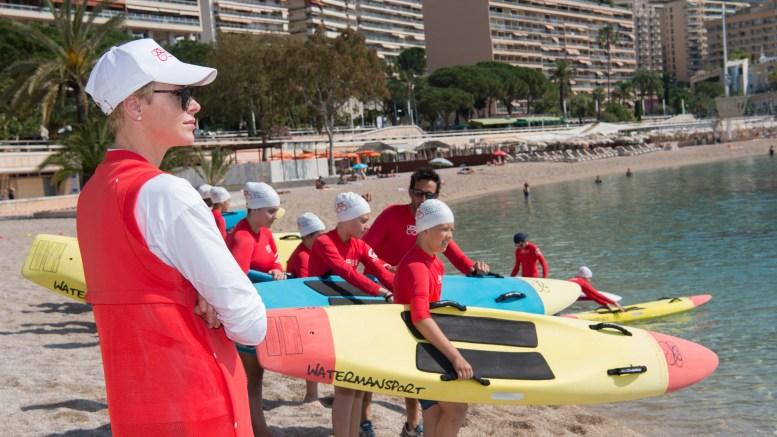 La Fondazione Principessa Charlene di Monaco e la campagna internazionale di prevenzione contro il rischio di annegamento