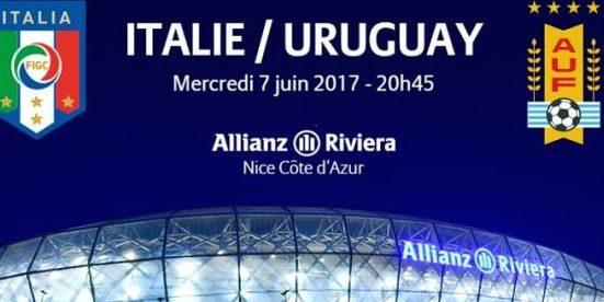 Italia Uruguay: attesa per gli Azzurri a Nizza