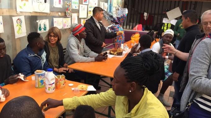 Volti e Racconti di Migranti nei Pressi del Confine Franco-Italiano