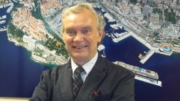Giovanni Battista Borea D'Olmo, Direttore dei Porti di Monaco - Ft©arvalens