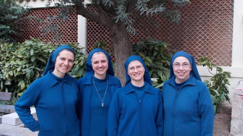 """Le suore Oblate di Maria Vergine di Fatima, """"missionarie dello spirito"""" nel Principato di Monaco"""
