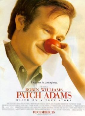 "Il rapporto tra medico e paziente al centro del film ""Patch Adams"" con Robin Williams"