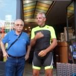 I Frontalieri Liguri, responsabili della FAI, Santo Fortungo e Roberto Lacchin