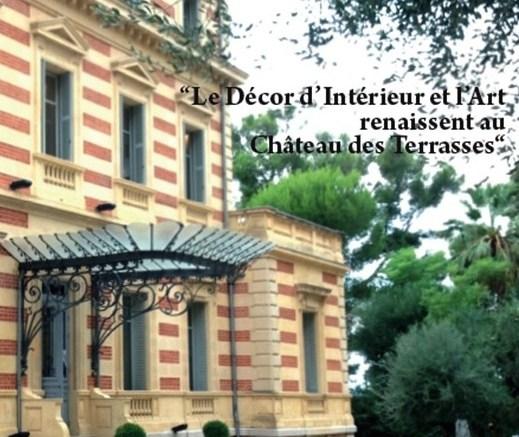 "Arte ed arredamento ""made in Italy"" a settembre al Château des Terrasses di Cap d'Ail"