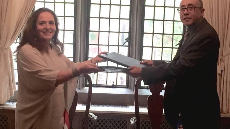 Apertura delle relazioni diplomatiche fra il Principato di Monaco e la Repubblica di Capo Verde