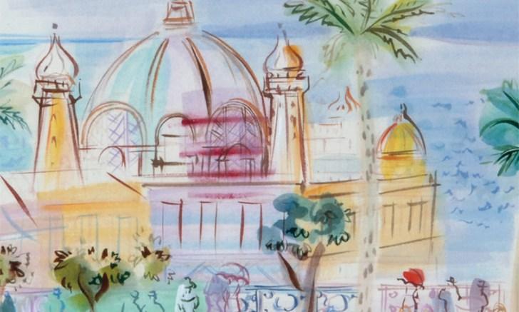 Prosegue a Mentone la Mostra su Raoul Dufy : Artista della Luce e del Colore