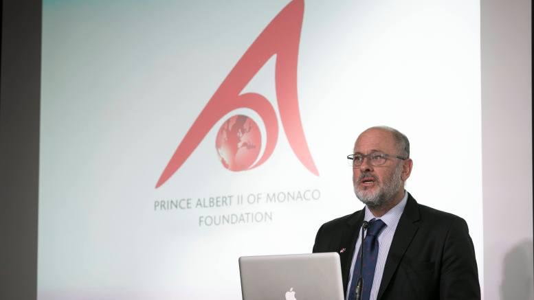 Presentazione della Fondazione Principe Alberto II di Monaco nell'ambito della Monaco Week Sydney