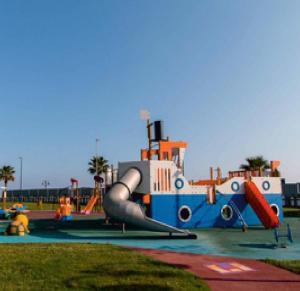 Monaco Ventimiglia Parco Giochi Corsaro Nero... Parco Corsaro Nero