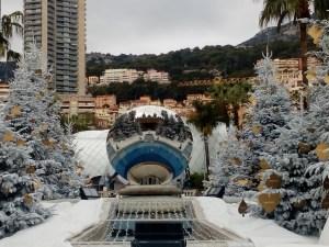 Natale 2017 a Monte Carlo