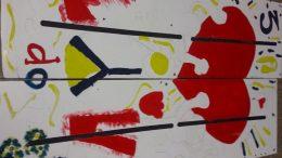 Barriere architettoniche: a Ventimiglia i Bambini delle Scuole Colorano le Pedane per Rendere Accessibili i Negozi