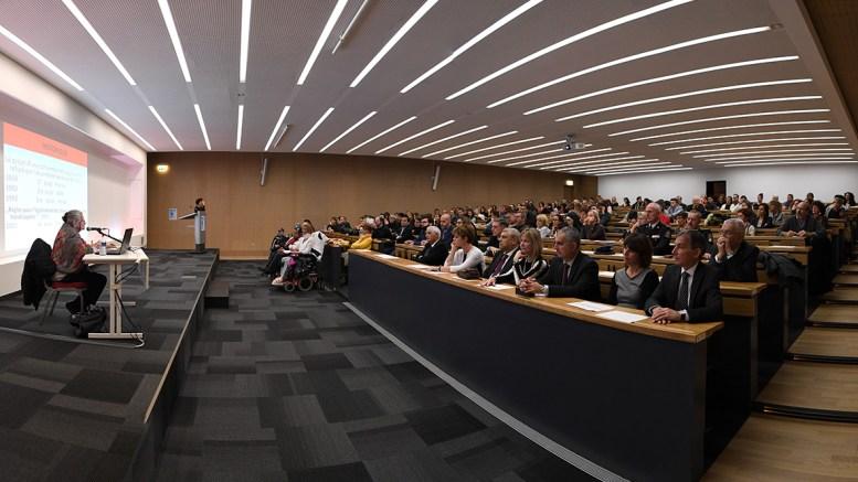 Alcune immagini del Sesto Incontro sulla Disabilità a Monaco
