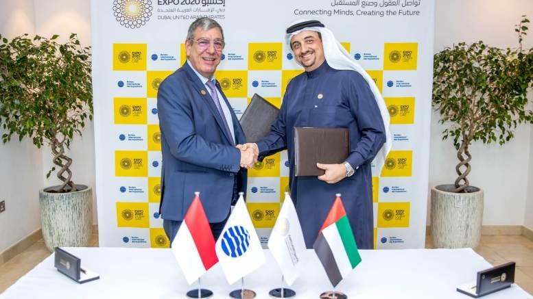 Esposizione Universale Dubai 2020: il Principato di Monaco firma la partecipazione Ft.©DR