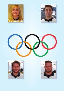 Gli atleti monegaschi ai Giochi Olimpici invernali di PyeongChang 2018
