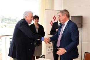 Expo 2020 Dubai: Siglato Accordo di Partenariato tra Monaco Inter Expo e CMB