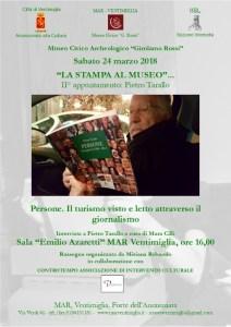 Ventimiglia: Dal Dalai Lama a Juliette Gréco, 50 Personaggi Raccontati da Pietro Tarallo