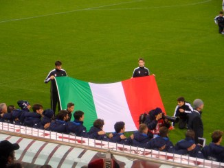 Francia-Italia Amichevole all'Allianz Riviera di Nizza