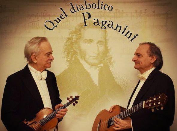 Quel Diabolico Paganini a Giugno a Nizza e Marsiglia