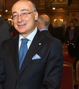 L'Ambasciatore d'Italia nel Principato di Monaco Cristiano Gallo
