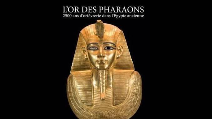 Montecarlo: Christiane Ziegler Presenta al Pubblico l' Oro dei Faraoni, Esposizione dell'Estate al Grimaldi Forum