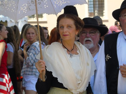 Nella Piazza del Palazzo del Principe si fa Festa con il 1° Incontro dei Siti Storici Grimaldi di Monaco