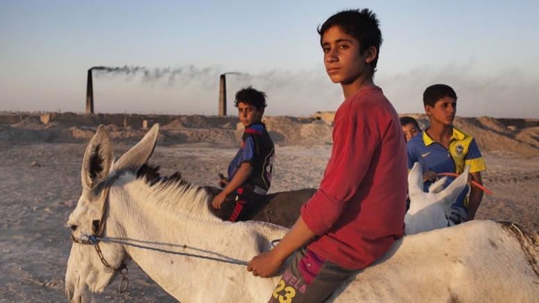 Over My Eyes, Storie dall'Iraq al Velvet di Bordighera