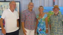 Panorami della Costa Azzurra e del Principato di Monaco in Mostra a Saint Jean Cap Ferrat Ft©arvalens