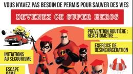 Tutti a Scuola di Primo Soccorso e Sicurezza Stradale con la Croce Rossa di Monaco