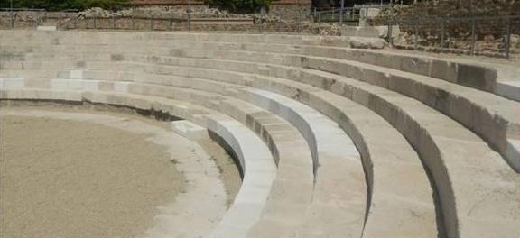 Taglio del Nastro per la Riapertura del Teatro Romano di Ventimiglia. In programma spettacoli e un open day