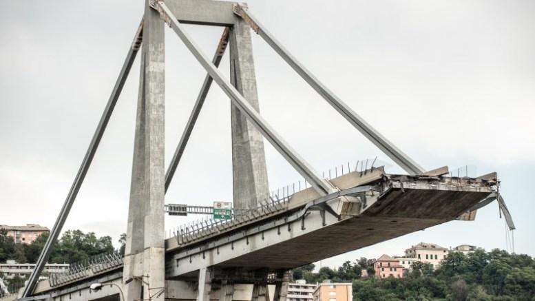 Crollo del Ponte Morandi a Genova: Anche nel Principato di Monaco Domani Bandiere a Mezz'asta (il comunicato)Ft©Carlo Alberto Alessi