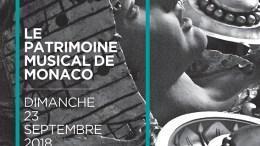 Monaco ed il Patrimonio Musicale da Scoprire con la 23esima Giornata Europea del Patrimonio (il programma)