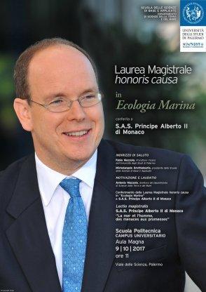 L'impegno del Principe Alberto di Monaco sulla Biodiversità Marina