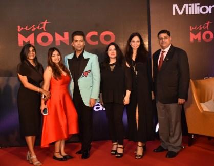 tournée promozionale della DTC in India nel marzo 2018