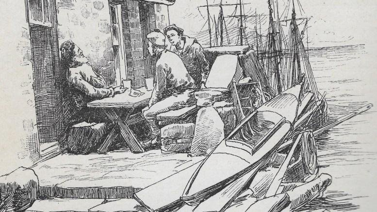 Il Bagnun dei Pescatori Liguri (Zuppa di Acciughe); Semplice e Ricco di Omega 3