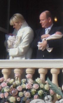 Jacques e Gabriella di Monaco