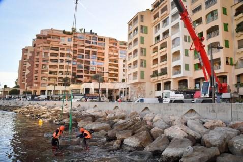 Il Porto di Fontvieille Diventa più Ecologico