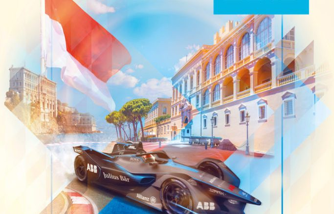 A Maggio le Monoposto Elettriche del Monaco E-PRIX