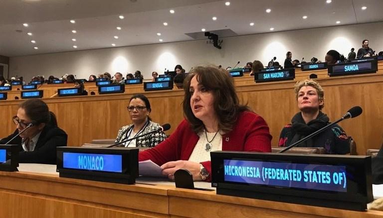 ONU - Monaco alla Commissione sulla Condizione delle Donne