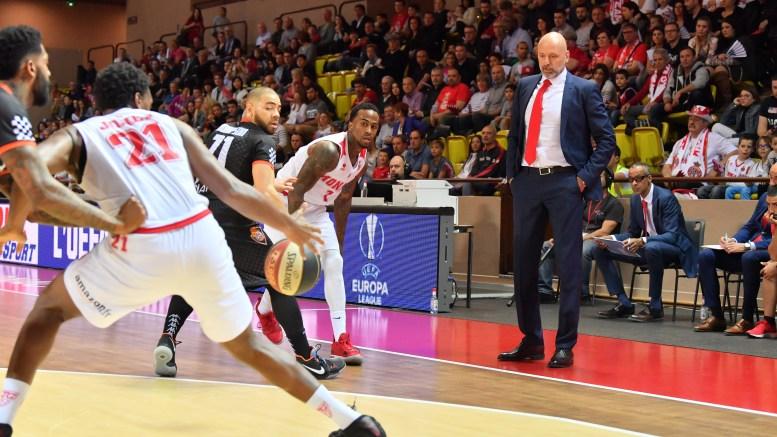 A.S. Monaco Basket / JL Bourg-en-Bresse