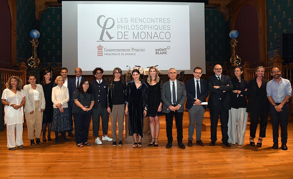 Gli Incontri Filosofici di Monaco, Presieduti da Charlotte Casiraghi, si Rivolgono ai Giovani