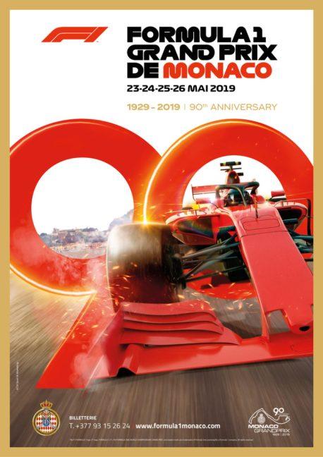 Il Gran Premio di Monaco di Formula 1 Festeggia 90 Anni dalla sua Creazione