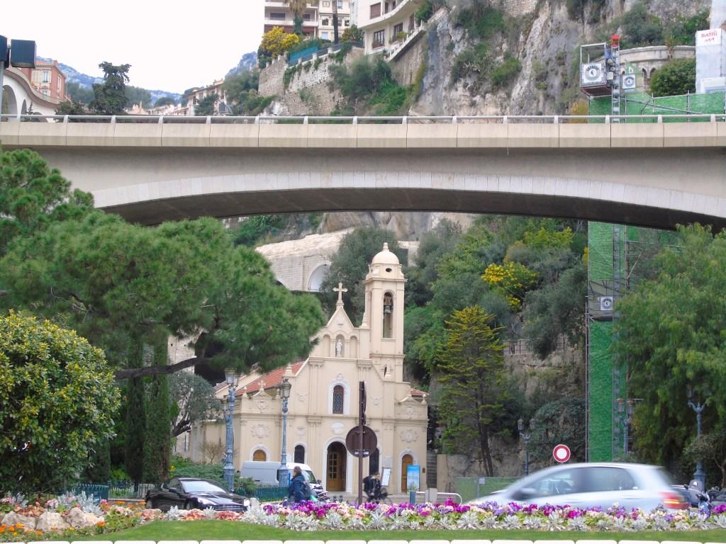 3 Angoli di Monaco